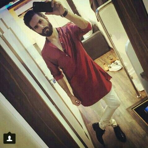 Shahid -- Instagram Sneezy day