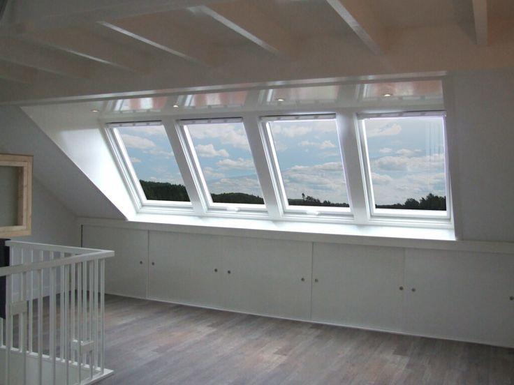 25 beste idee n over kleine zolder op pinterest kleine zolder appartementen lofts en zolder huis - Idee van zolderruimte ...