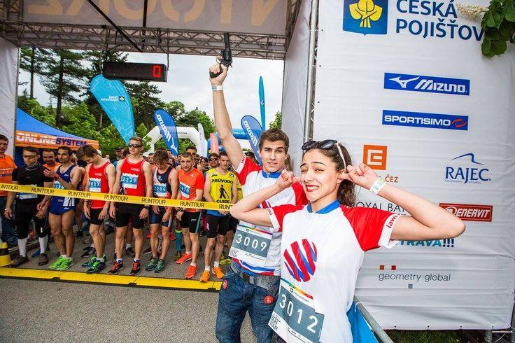 Eda Kožušník běžecké rady Prostě běž! - RunTour v Olomouci Výsledky jsou tady