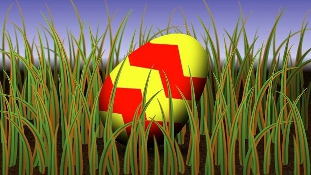 En solde 0.9 €! Attirez l'attention des gens sur les sites de médias sociaux en ajoutant ce GIF aux oeufs de Pâques lorsque vous partagez quelque chose!