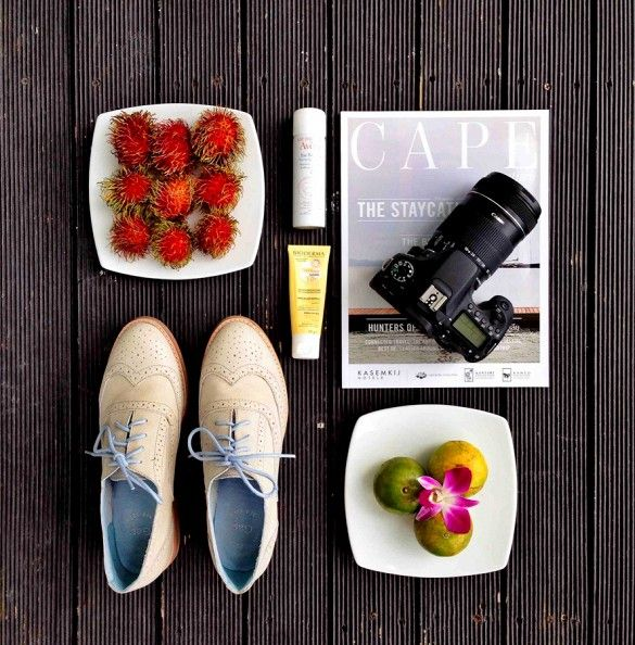 Instagram Travel Tip: How to Master the Flat-Lay    Find out how you can take the perfect shot on your next trip with these tips!