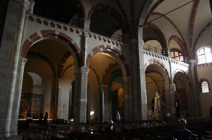 Il matroneo è un importante elemento architettonico delle basiliche cristiane. Qual'è la sua funzione? Cosa significa il termine matroneo? Esistono ancora esempi di matroneo?