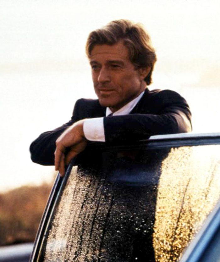 Robert Redford, 1993