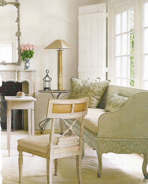 Dcor De Provence Swedish Flair It Works Find This Pin And More On Shannon Bowers Design