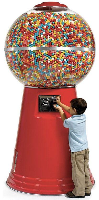 Giant Gumball Machine