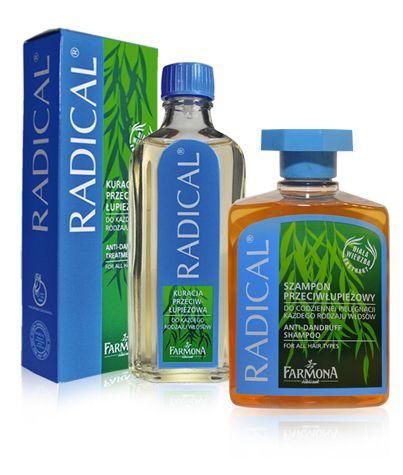 Wyjątkowo łagodne produkty do częstego mycia i pielęgnacji włosów z problemem łupieżu  ♥ http://farmona.pl/produkty/pielegnacja-wlosow/radical-linia-do-wlosow-z-lupiezem/