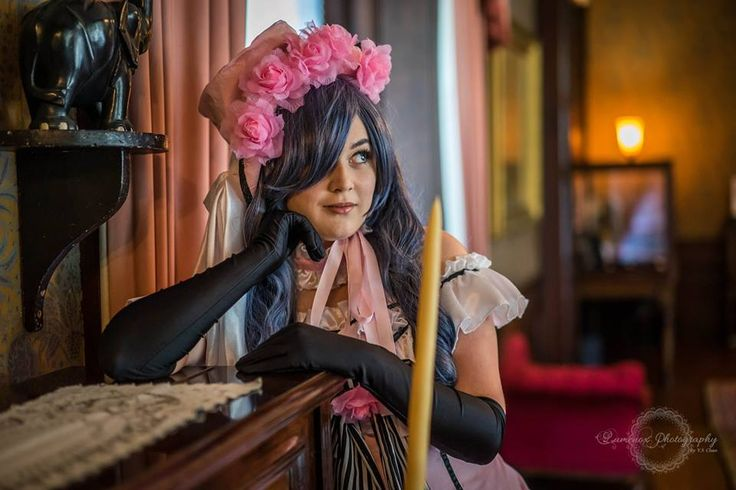 Black Butler Kuroshitsuji Ciel Phantomhive Cosplay by Raincloud Cosplay, photo Lumenox Photography