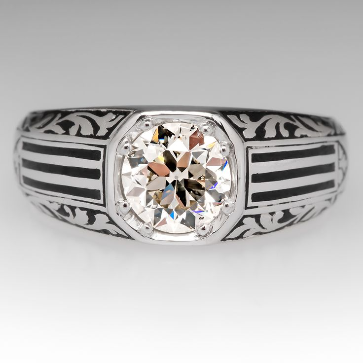 10 best images about mens estate jewelry on