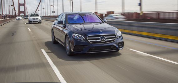 Well that was fast: Mercedes pulls ad for Drive Pilot semi-autonomous system     - Roadshow  Roadshow  News  Sedans  Well that was fast: Mercedes pulls ad for Drive Pilot semi-autonomous system  Drive Pilot formerly known in the US as Distronic Plus with Steering Assist made its debut in the 2017 E-Class.                                              Mercedes-Benz                                          People like to joke that business moves at a speed similar to plate tectonics but some…