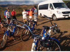 Waimea Canyon Downhill Bike Tour (from Poipu), Kauai tours & activities, fun things to do in Kauai   HawaiiActivities.com