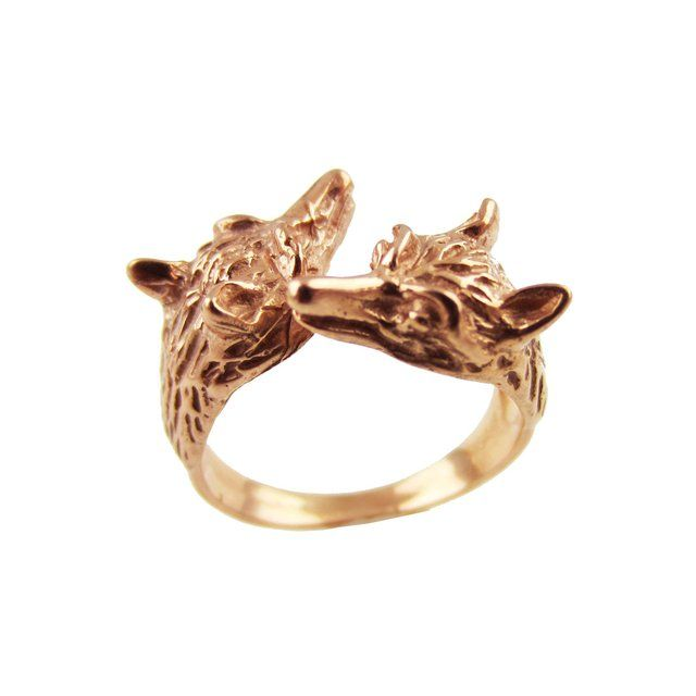 17 best Fox and Wolf Jewelry and Accessories images on Pinterest