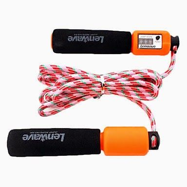 Comba electrónica con contador de saltos | Badulaque Electrónico