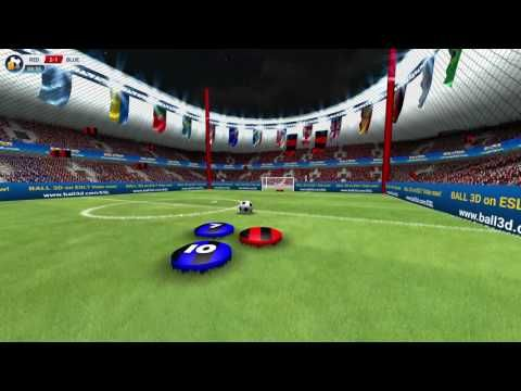 Ball 3D Soccer Online FIRST KICK #1 - Ball 3D Soccer Online is a Free-to-play Sport, Soccer Multiplayer Online Game