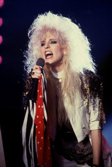 Janet Gardner Hard Rock Rock Of Ages Heavy Metal