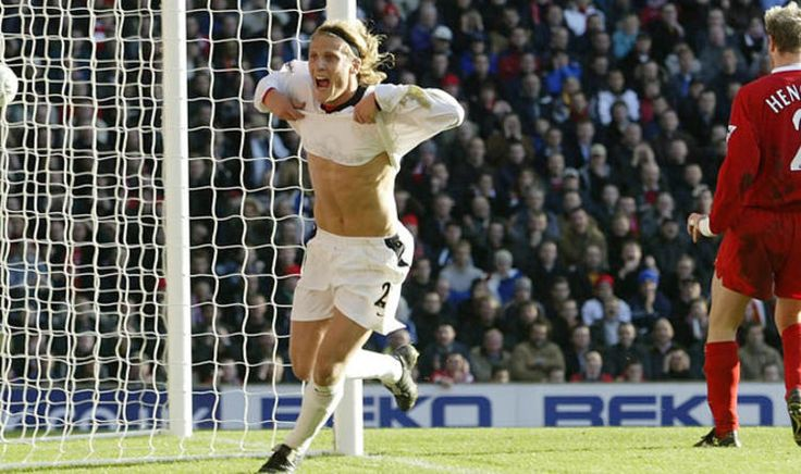 cool Manchester United News: Diego Forlan opens up on Liverpool heroics 15 years on | Football | Sport