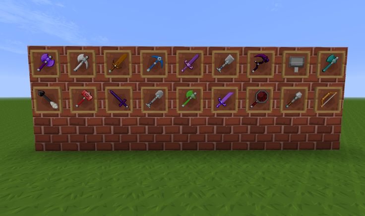 [128x/64x/32x] Tinkers' Construct [1.5.2 to 1.7] : Patches - Releases for Mods