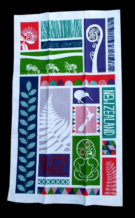 NZ Iconic Images Tea Towel - Kiwi, Fern, Tiki - nz, iconic, images, new, zealand, teatowel, ... - Shopenzed.com   http://www.shopenzed.com/nz-iconic-images-tea-towel-kiwi-fern-tiki-xidp738970.html
