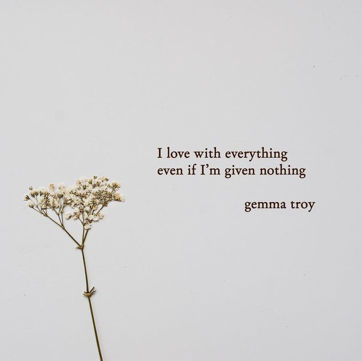 """6,005 Likes, 47 Comments - Gemma Troy Poetry (@gemmatroypoetry) on Instagram: """"Thank you for reading my poems and quotes/text that I post daily about love, life, friendship and…"""""""