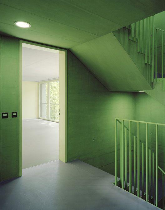 Student Apartments in Luzern,© Tonatiuh Ambrosetti