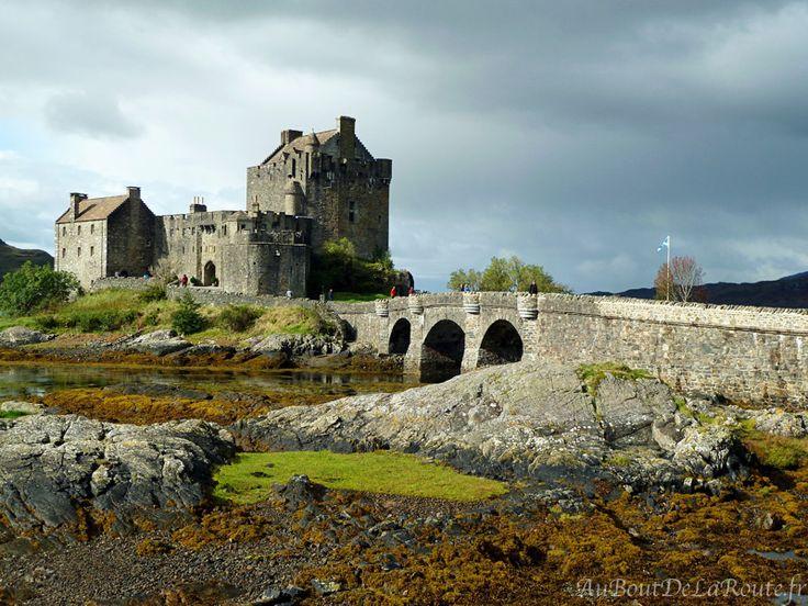 Eilan Donan Castle, LE château le plus photogénique d'Écosse. #Écosse