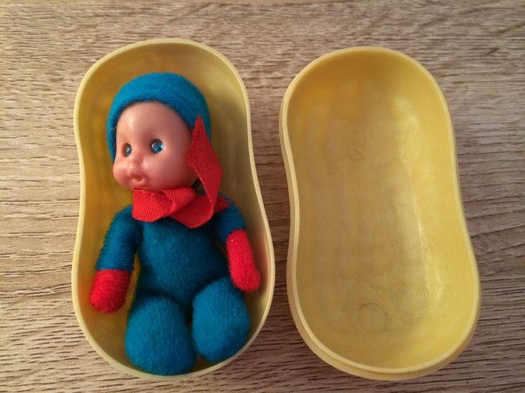 Rare VINTAGE 1970's MATCHBOX BEANIE BABY DOLL. In A Nut. | eBay