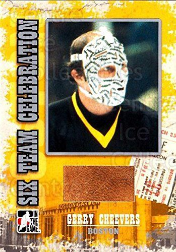 (CI) #Gerry #Cheevers #Hockey #Card #2007 #Fall #Expo Six #Team #Celebration #28 #Gerry #Cheevers Ideal for #Gerry #Cheevers collector. Great for any Boston Bruins collector. Sport: #Hockey https://food.boutiquecloset.com/product/ci-gerry-cheevers-hockey-card-2007-fall-expo-six-team-celebration-28-gerry-cheevers/