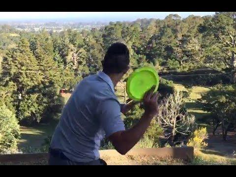 Disc Golf Pro Tip: Paul McBeth Forehand - YouTube