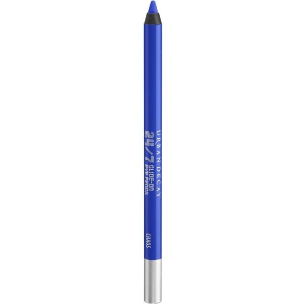 Urban Decay 24/7 glide-on eye pencil ($16) ❤ liked on Polyvore featuring beauty products, makeup, eye makeup, eyeliner, eye pencil makeup, urban decay eyeliner, pencil eyeliner, urban decay and urban decay eye liner