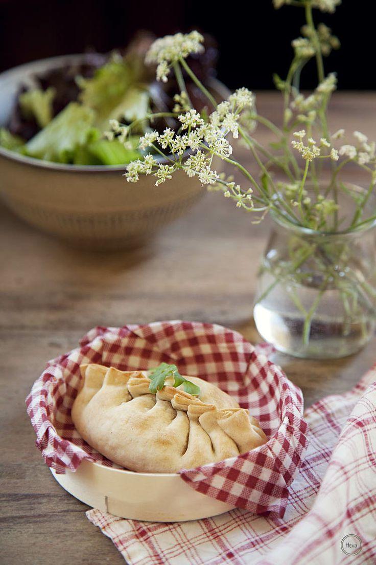Tarjeta d embarque: Empanadillas vegetales {lentejas para llevar}