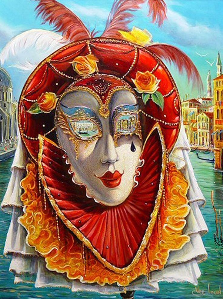 Венецианский карнавал, Круженье масок, лицедейство... | Alex Levin.. Обсуждение на LiveInternet - Российский Сервис Онлайн-Дневников