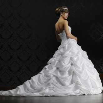 Brautkleid / Hochzeitskleid Barock Style