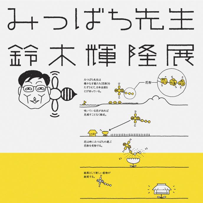 "Design Gallery 1953: ""Professor Honey-bee Terutaka Suzuki Exhibition"""