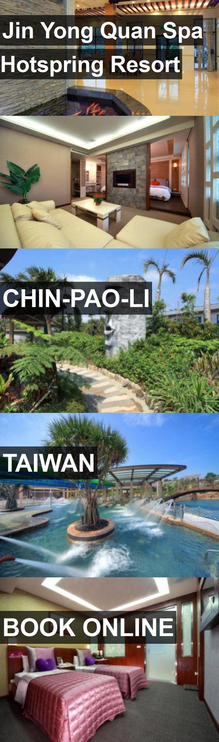 Hotel Jin Yong Quan Spa Hotspring Resort in Chin-pao-li, Taiwan. For more information, photos, reviews and best prices please follow the link. #Taiwan #Chin-pao-li #travel #vacation #hotel