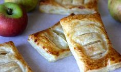 3 ingredient apple Danish - Kidspot
