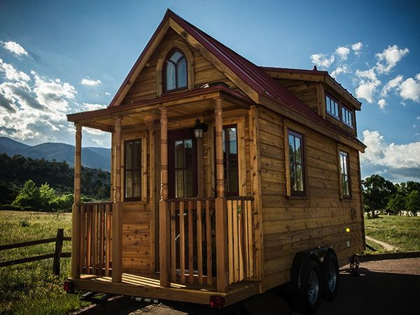 Awe Inspiring 17 Best Images About Tiny House On Pinterest Tiny Cabins Largest Home Design Picture Inspirations Pitcheantrous
