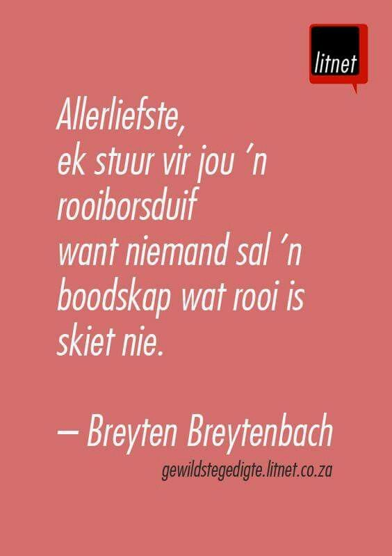 Breyten Breytenbach*