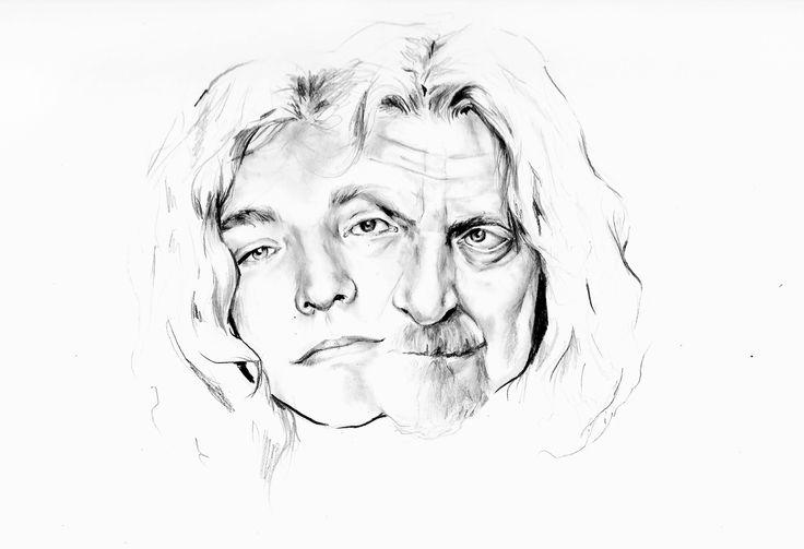 Robert Plant by Dessie Jackson for Noisey.com   http://noisey.vice.com/blog/robert-plants-good-big-life