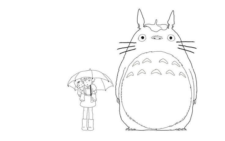 Image result for totoro mei satsuki