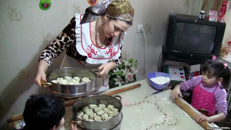 A Day In The Life Of A Tajik Mother