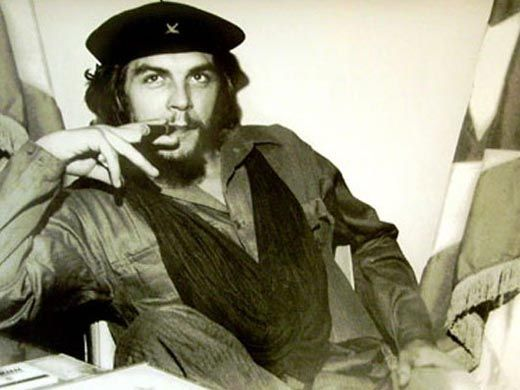 ernesto che guavara Che guevara might have considered the united states his worst enemy, but he faced an even greater threat to his revolutionary ambitions: asthma while it was us.