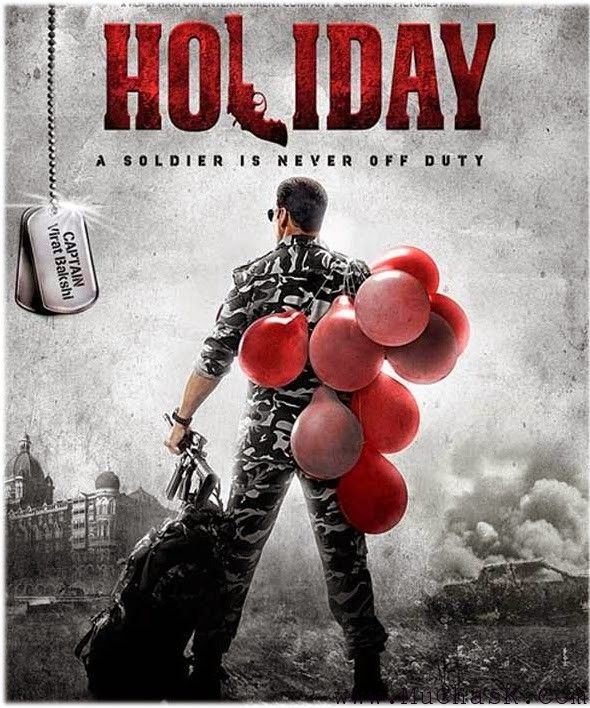 Holiday Bollywood Movie 2014 http://www.etcpb.com/