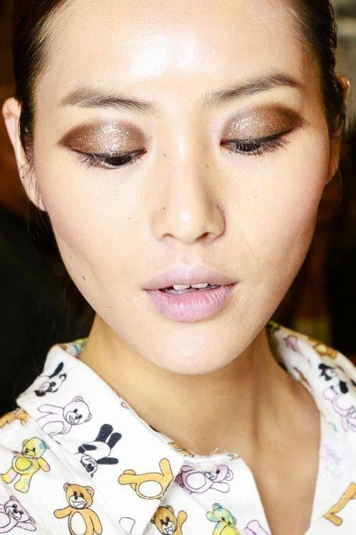 Makeup at Jason Wu spring 2014 rtw