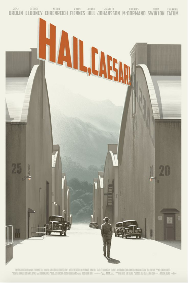 Office space tps report quote - Jc Richard Hail Caesar The Fixer Poster Release From Hero Complex Gallery