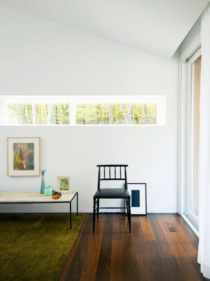 gable end windows bedroom eclectic with green carpet black wall mirrors