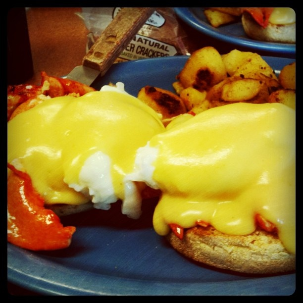 Lobster Eggs Benedict | Too Many Cooks In The Kitchen!! | Pinterest