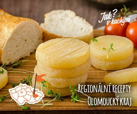 Regionalni recepty - Olomoucky kraj