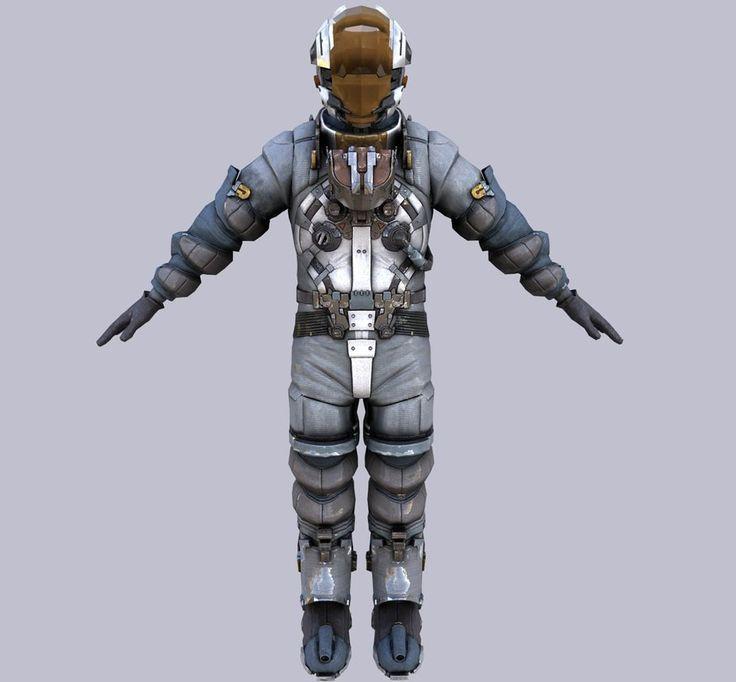 feet dead space suit - photo #38
