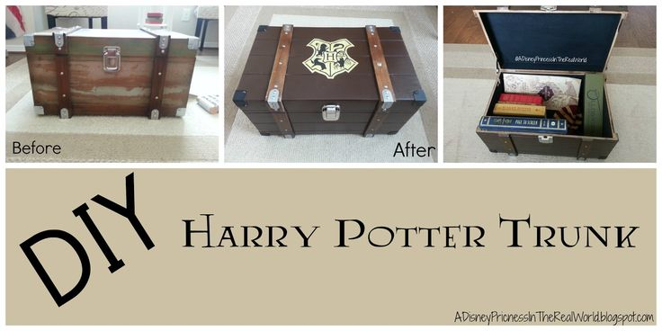 Harry Potter Book Trunk ~ Images about harry potter on pinterest
