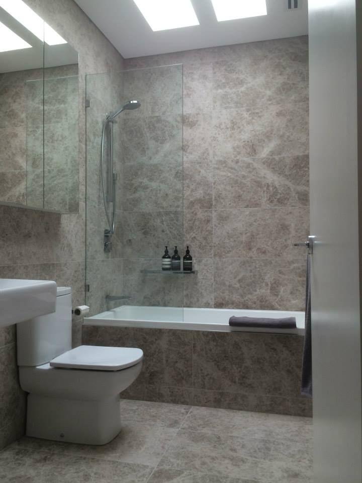 Mark Stubbs Construction & Interiors - Fitzroy Residence bathroom