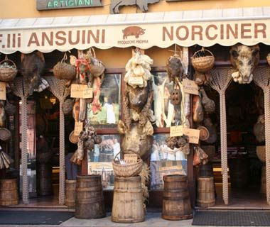 25 Secret European Villages: Norcia, Italy; 69 miles NE of Rome; all about the wine & truffles!